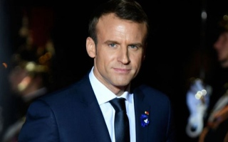 Photo: Four charged over suspected French president attack plot