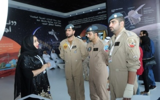 Photo: UAE to showcase space projects at Bahrain International Airshow