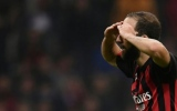 Photo: Higuain misses penalty, sees red as Juve outclass AC Milan