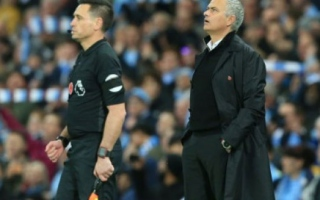 Photo: Derby defeat leaves Man Utd fighting for top four
