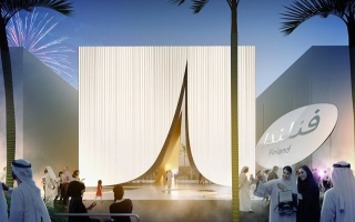 Photo: Finland brings innovative business solutions to Expo 2020 Dubai