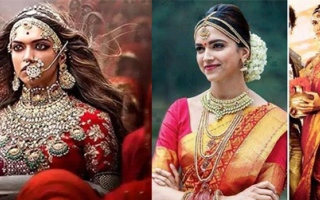 Photo: Deepika Padukone's wedding looks inspired by her movies