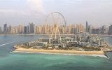 Photo: Bluewaters, an island here destination in Dubai, is now open