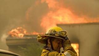 Photo: Deadliest fire in California history kills 42 people