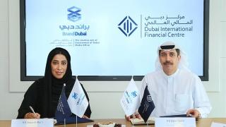 Photo: Brand Dubai, DIFC sign MoU