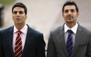 Photo: Akshay and John to clash again!