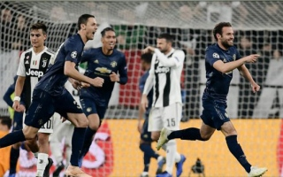 Photo: Champions League: United stun Juve, Real win big