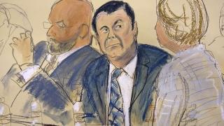 Photo: El Chapo wasn't running violent cartel