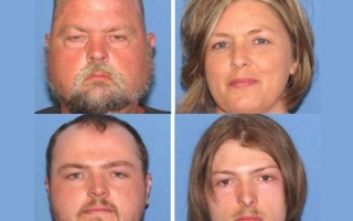 Photo: Family planned together a murder of 8 people