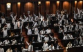 Photo: Sri Lanka Parliament rejects president's choice of PM
