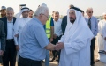Photo: Sharjah Ruler inspects vital projects in emirate's various regions