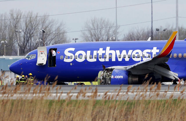 Photo: Hearing reveals chilling details of fatal Southwest flight