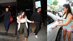 Photo: Spotted: Jacqueline Fernadez, Alia Bhatt, Arjun Rampal...