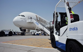 Photo: Emirates Group announces half-year performance for 2018-2019