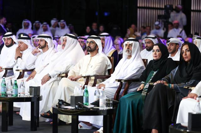 Photo: Sheikh Mohammed attends World Tolerance Summit