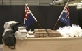 Photo: New Zealand makes biggest cocaine bust in banana shipment