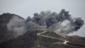 Photo: South Korea dismantles guard posts with dynamite, excavators