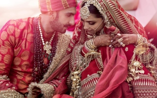 Photo: Deepika and Ranveer finally become DeepVeer!