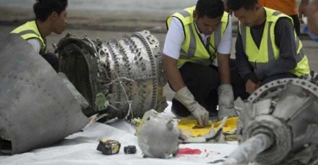 Photo: Indonesian jet crash victim's family sues Boeing