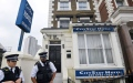 Photo: Russia has access to UK visa processing