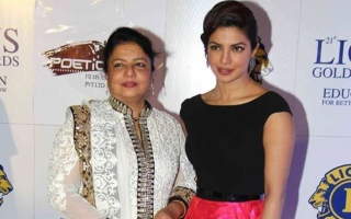 Photo: Priyanka Chopra's mom confirms Jodhpur