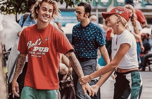 Hailey Baldwin is Mrs Justin Bieber now