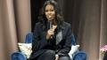 Photo: Barack Obama surprise guest at Michelle Obama's book show