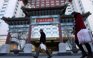 Photo: Major hotels in China inspected after room cleaning expose