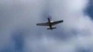 Photo: Vintage World War II plane crashes near Texas apartments