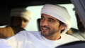 Photo: Sheikh Hamdan attends camel races at Marmoom racetrack