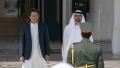 Photo: Abu Dhabi Crown Prince receives Pakistani Prime Minister
