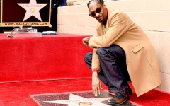 Photo: 'I want to thank me,' rapper Snoop Dogg on getting Hollywood star