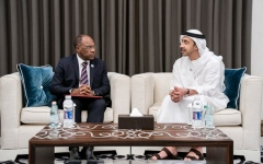 Photo: UAE, Congo sign visa waiver MoU