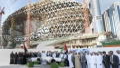 Photo: Dubai Future Foundation announces completion of Museum of the Future building