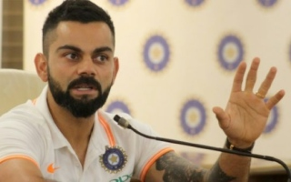 Photo: Kohli says weakened Australia still 'world-class'