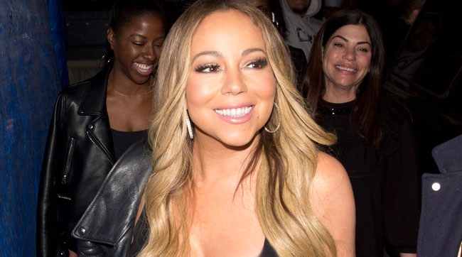 Mariah Carey's son vomited all over Michelle Obama... and oh, wow