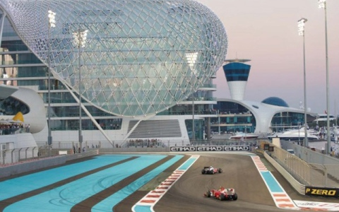Photo: 10th anniversary of Abu Dhabi Formula 1 Grand Prix coincides with Year of Zayed: CEO of Yas Marina Circuit