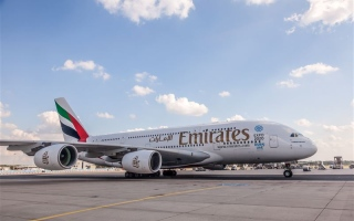 """Photo: Emirates """"best airline"""", wins 5 awards in one week"""