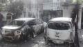 Photo: Four killed as gunmen attack Chinese consulate in Karachi