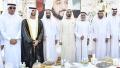Photo: Sheikh Mohammed attends Al Falasi, Al Ketbi families' wedding