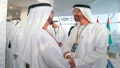 Photo: Mohammed bin Rashid, Mohamed bin Zayed, Mohammed bin Salman witness closing of Formula 1 Grand Prix in Abu Dhabi