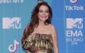 Photo: Lindsay Lohan 'flattered' by Ariana Grande's Mean Girls reference