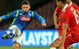 Photo: Mertens, Hamsik put Napoli closer to Champions League last 16