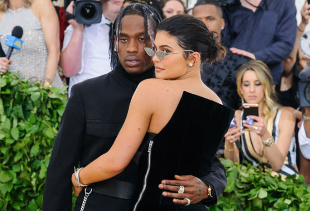 Travis Scott responds to claims that he 'cheated' on Kylie Jenner