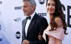 Photo: Clooney foundation launches global effort to monitor court trials