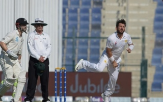 Photo: Yasir Shah fastest to 200 Test wickets, breaks 82-year record