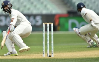 Photo: Pujara, Rahane fifties leave Australia facing first Test defeat