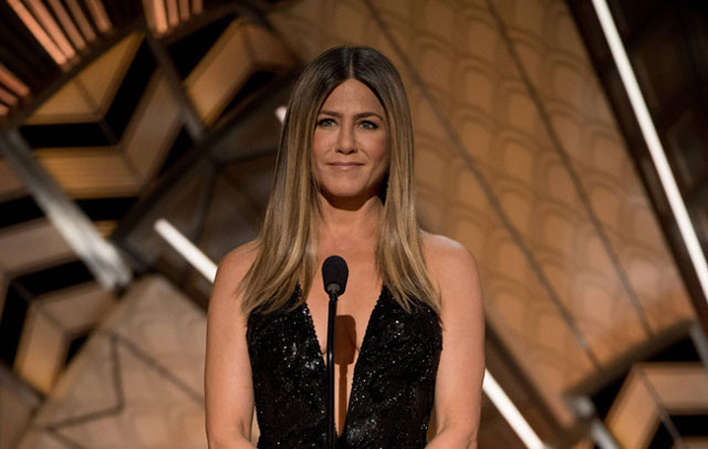 Jennifer Aniston responds to Dolly Parton's threesome comments: 'My mouth just dropped'