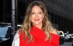 Photo: Hilary Duff confirms Lizzie McGuire revival talks