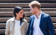 Photo: Duchess Meghan's father blasts Prince Harry